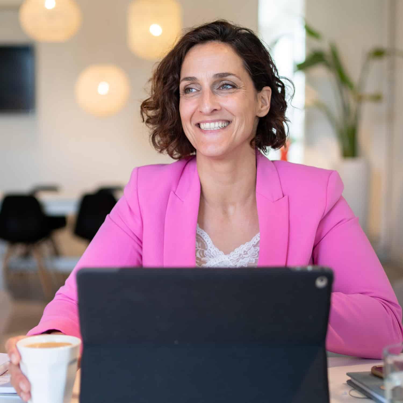 Freelance digital marketeer | Wannagrip | Sylvie Nooijens